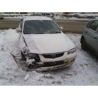 Продам а/м Mazda Capella битый