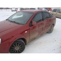 Продам а/м Chevrolet Lacetti битый