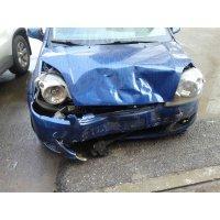 Продам а/м Ford Fiesta аварийный